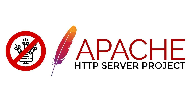 Защита HTTP сервера Apache от DDoS атак