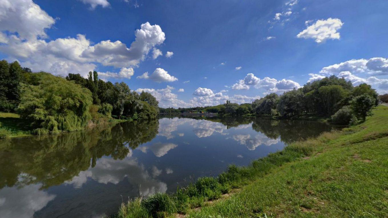 Водохранилище Курасовщина
