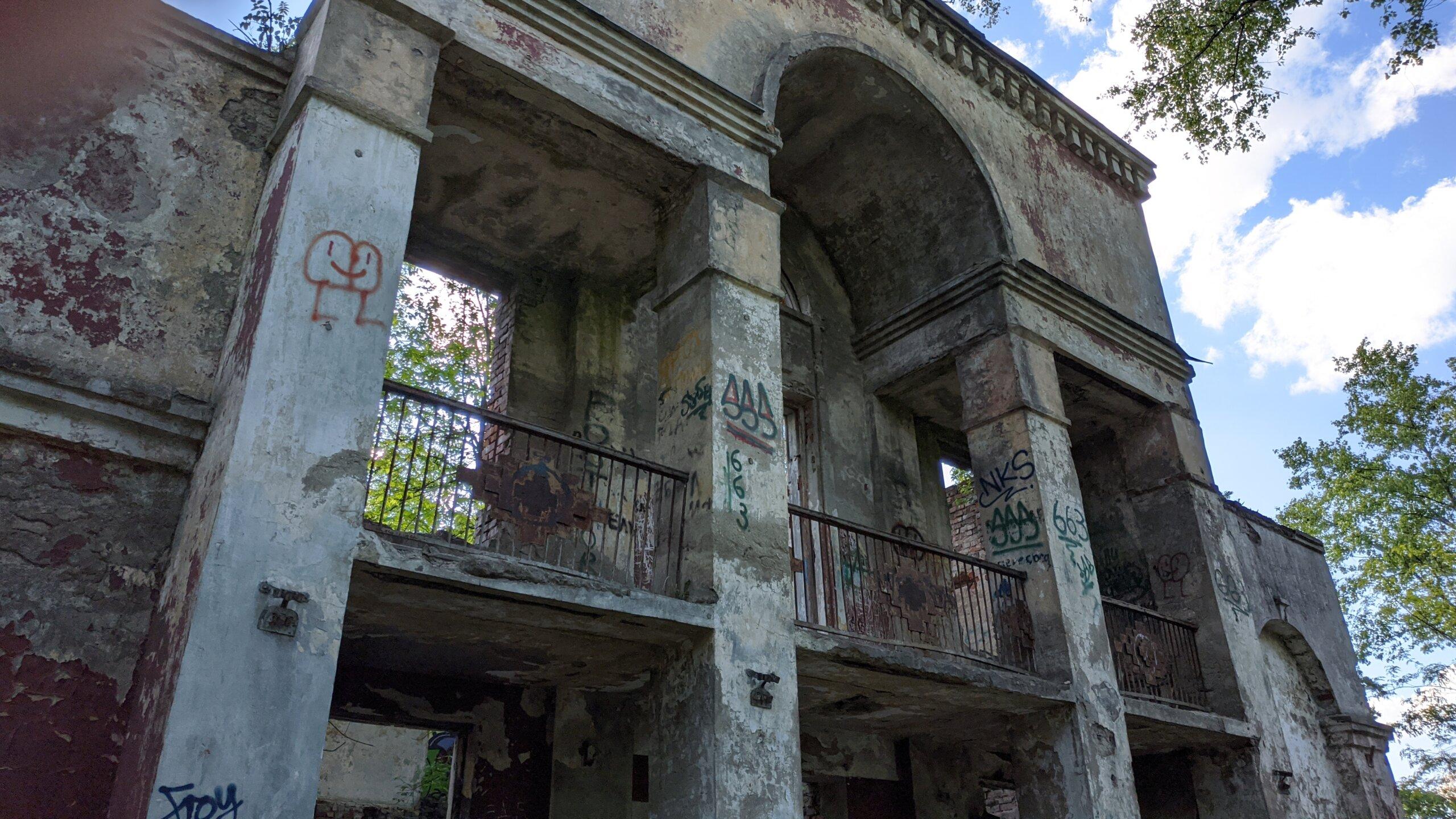 Второй этаж ДК КСИ