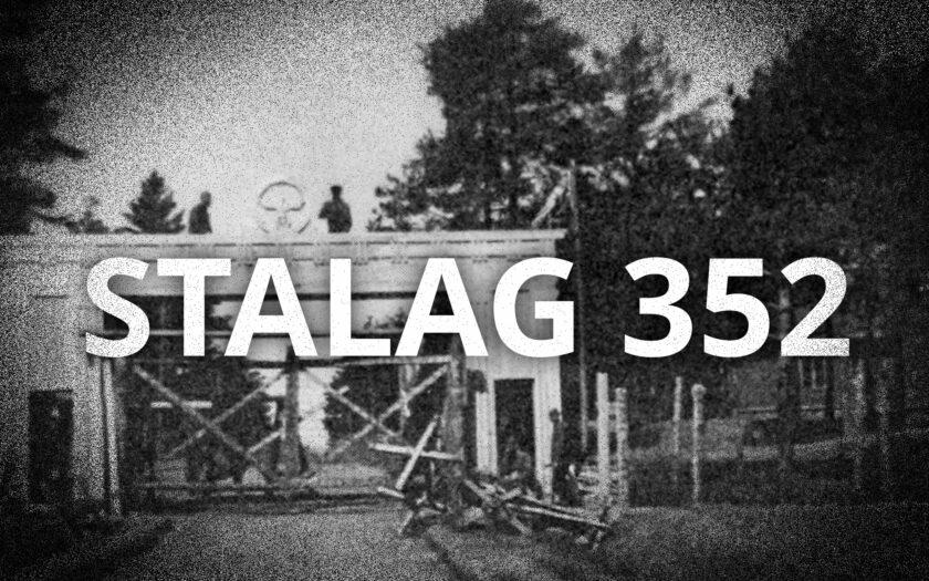 Фашистский концлагерь Waldlager Stalag 352 в Масюковщине: подготовка