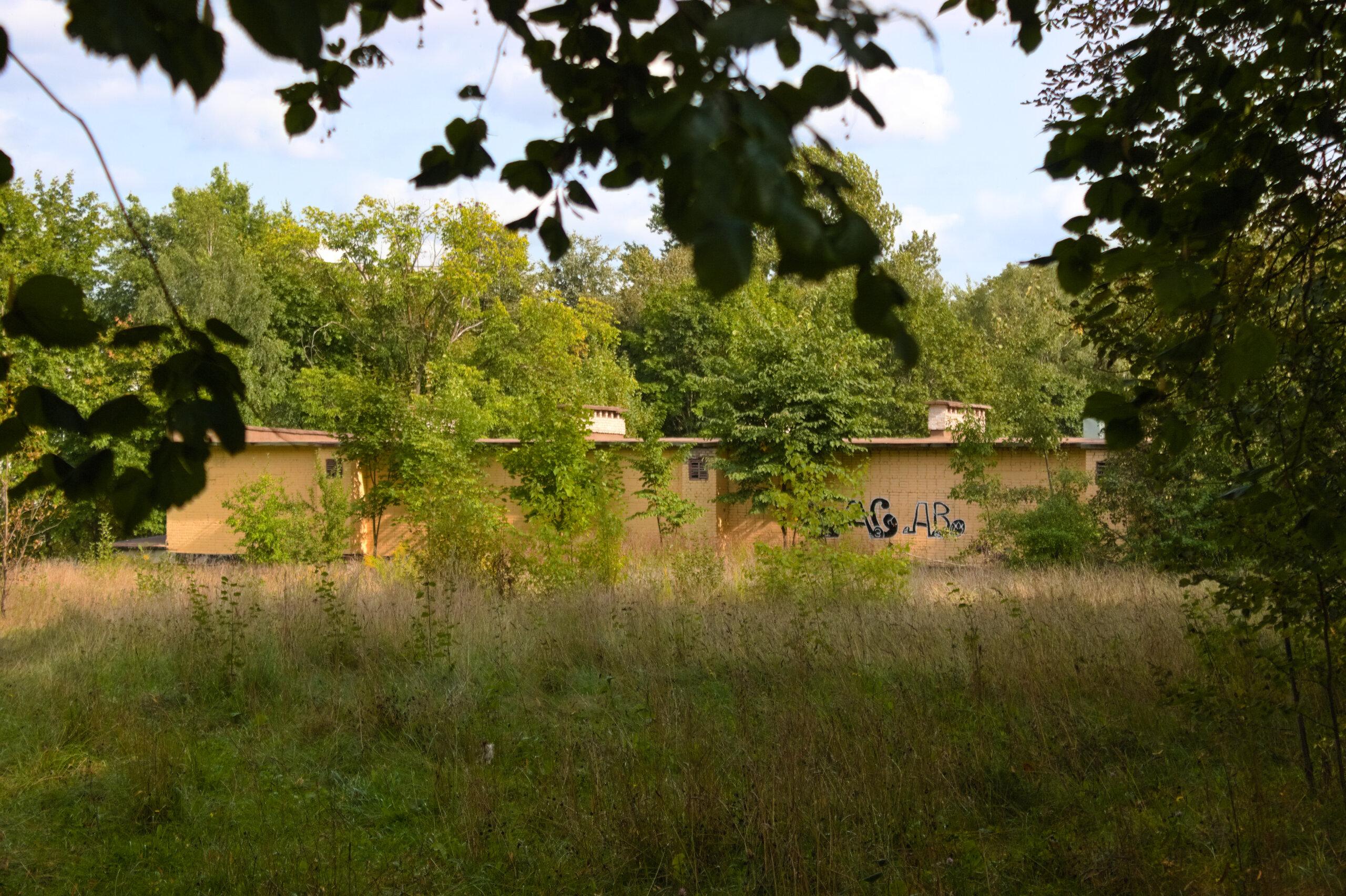Карцер Шталаг 352, бывшее овощехранилище